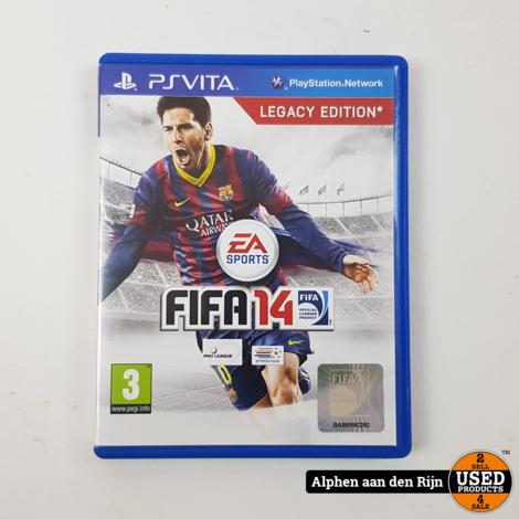 FIFA 14 Playstation vita