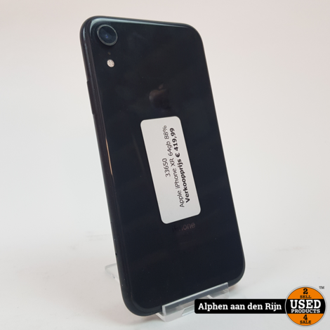 Apple iPhone XR 64gb 88%