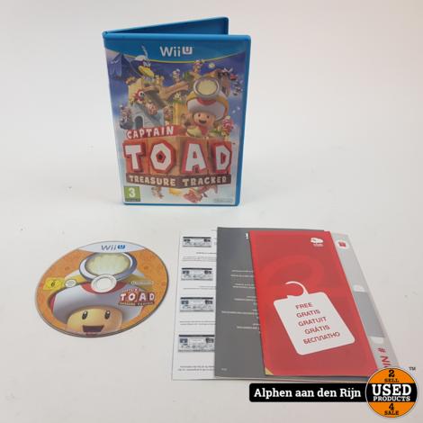 Captain Toad Treasure tracker Wii U