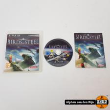Birds of Steel Playstation 3 || compleet en in nette staat