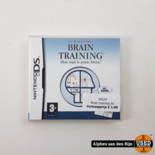 Brain training ds