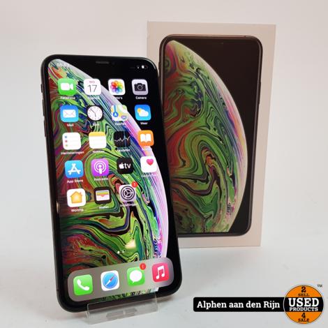 Apple iPhone XS max 64gb 88 + doos