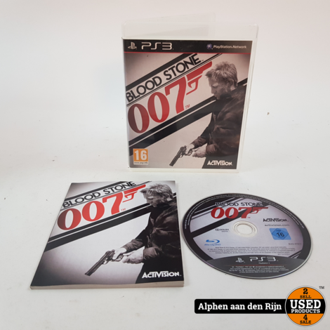 Blood stone 007 ps3
