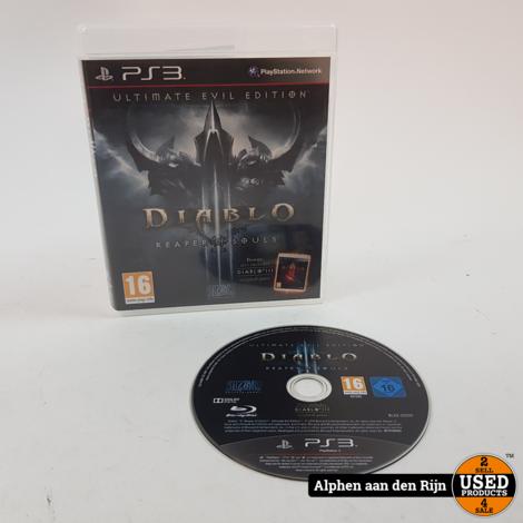 Diablo reaper of souls ps3