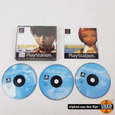 Galerians Playstation 1 - compleet en zeer netjes €29.99