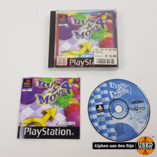 Bust a move 4 ps1