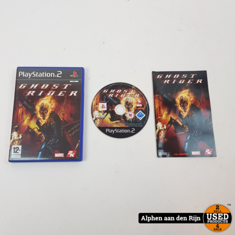 Ghost Rider Playstation 2 - compleet