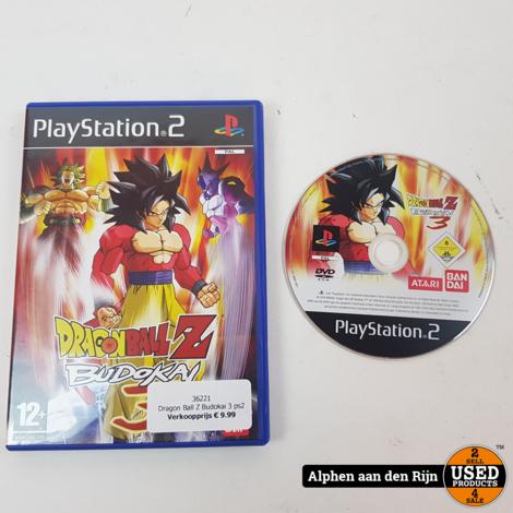 Dragon Ball Z Budokai 3 ps2
