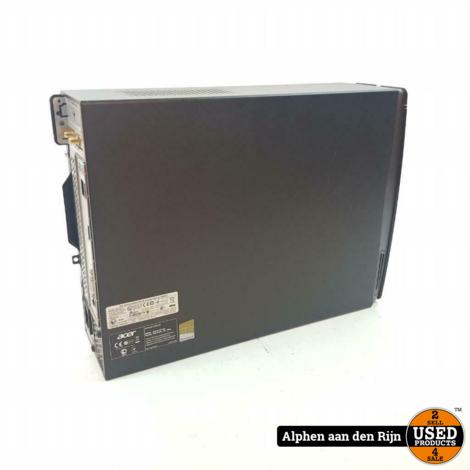 Acer aspire X XC100 desktop    AMD Dual-core    1tb opslag    4gb ram