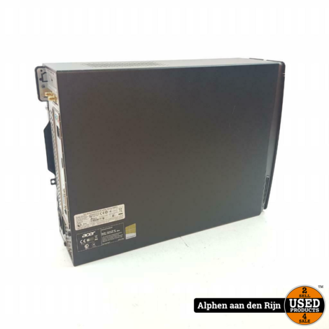 Acer aspire X XC100 desktop
