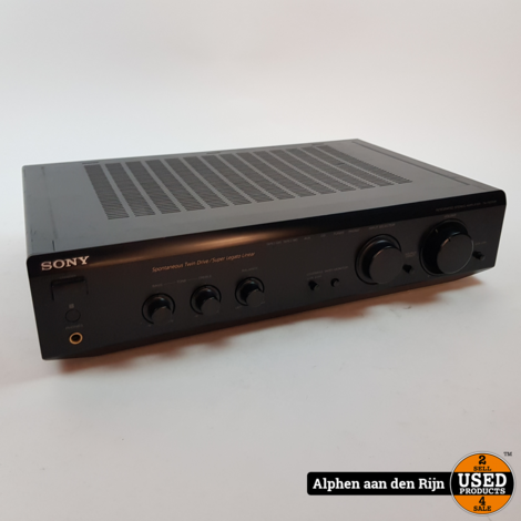 Sony TA-FE510R versterker