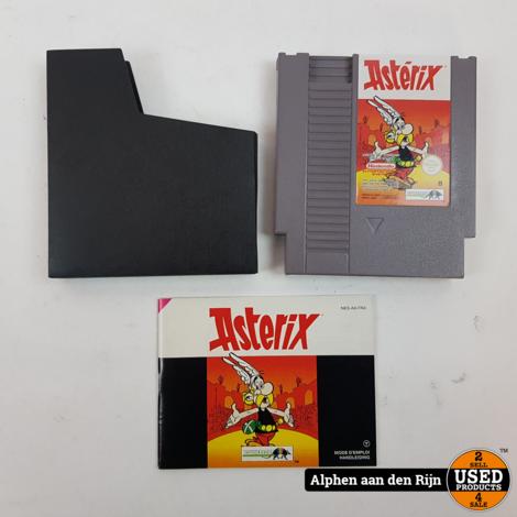 Asterix NES