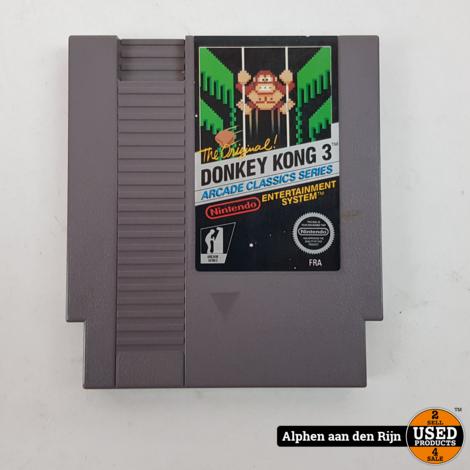 Donkey Kong 3 nes