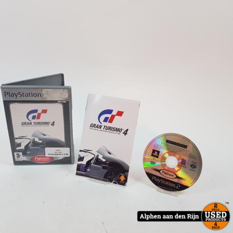 Gran Turismo 4 Playstation 2