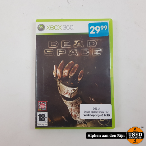 Dead space xbox 360