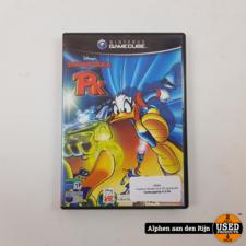 Disney's Donald duck PK gamecube