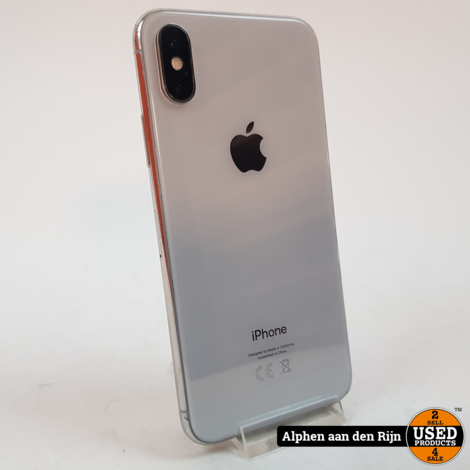 Apple iPhone XS 64gb wit 81%
