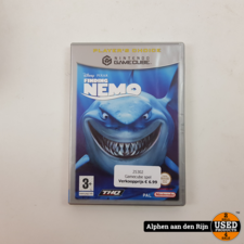 Disney's Pixar Finding nemo gamecube