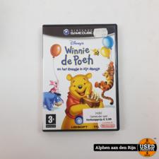 Disney's Winnie the Pooh en het knaagje in zijn maagje gamecube