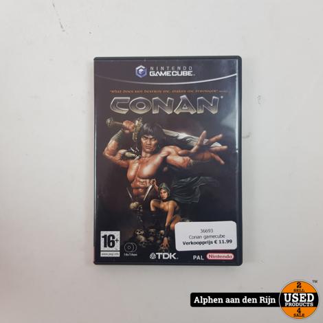 Conan gamecube