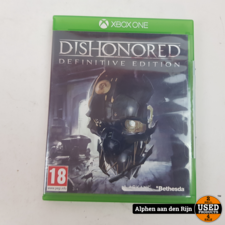 Dishonored xbox one