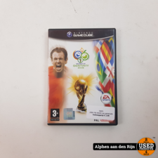 2006 Fifa World cup gamecube
