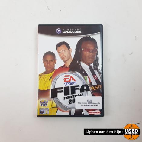 Fifa football 2003 gamecube