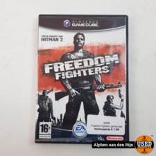 Freedom fighters gamecube