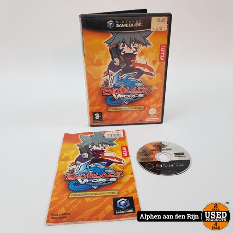 Beyblade Vforce gamecube
