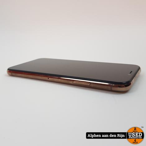 Apple iPhone XS 256gb gold met doos 83%