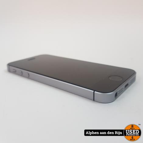 Apple iPhone SE 32gb space grey 89%