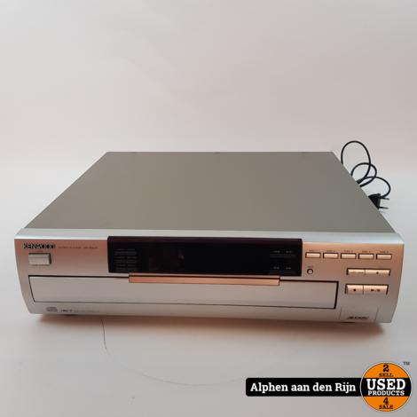 Kaps Kenwood DPF-R3010 5 cd wisselaar