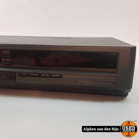 Akai VS-F11eoh videorecorder + afstandsbediening