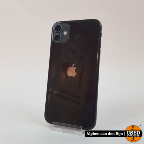 Apple iPhone 11 64GB accu: 95%