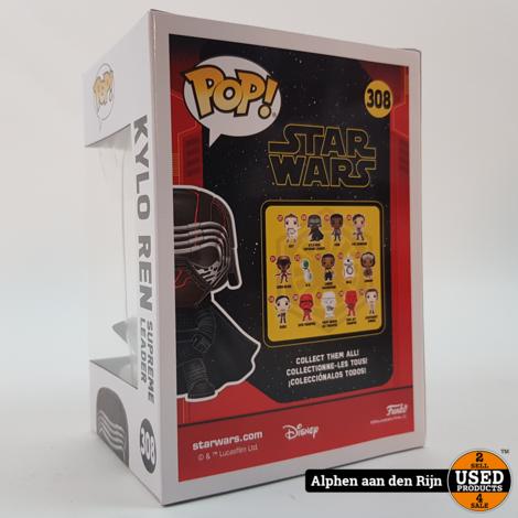 Funko Pop! Star Wars #308 Kylo Ren