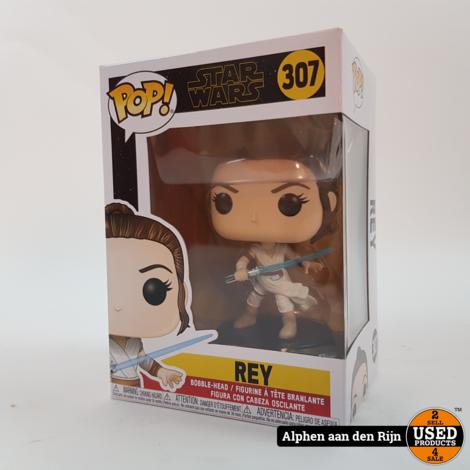 Funko Pop! Star Wars #307 Rey nieuw