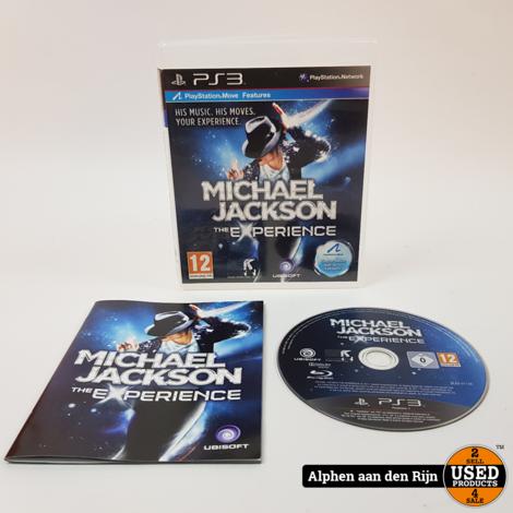 Michael jackson features ps3