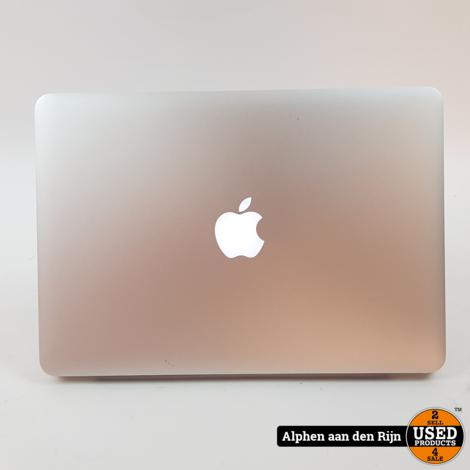 Apple Macbook Pro 13-inch, eind 2012   8gb - 128gb SSD   i5   Laadcycli 83