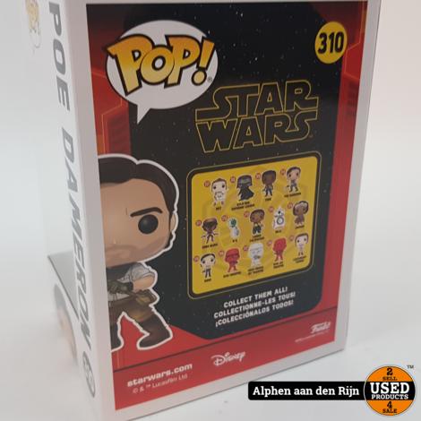 Funko POP! Star Wars Rise of the Skywalker Poe Dameron