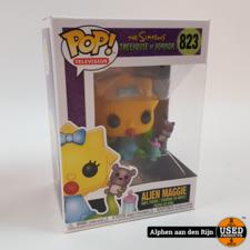 Funko POP! Simpsons alien maggie
