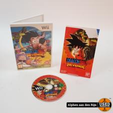 Dragon Ball revenge of king piccolo wii