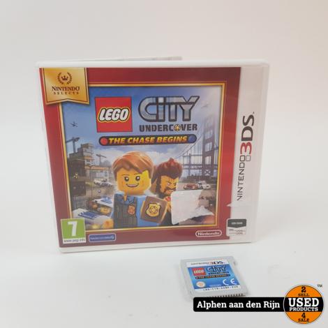 Lego City undercover 3D