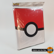 Pokemon map pokeball 9 pockets