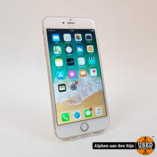 Apple iPhone 6 plus 16gb Gold - nieuwe accu