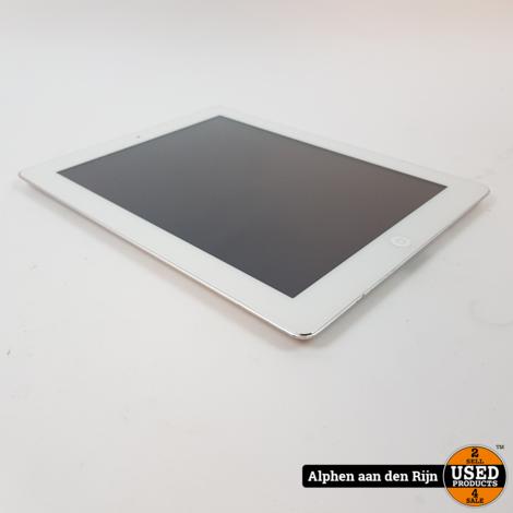 Apple iPad 2 16GB met 3g wit