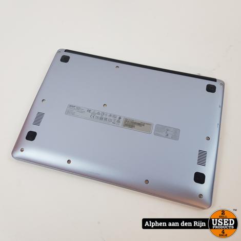 Acer chromebook 314 + garantie tot 07-09-2022 in doos