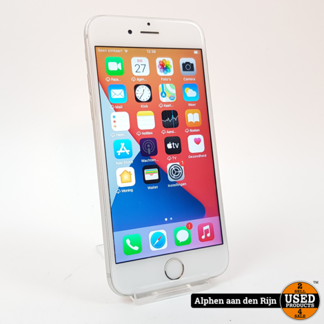 Apple iPhone 6S 64GB accu: 78%