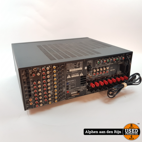 Denon AVR-3803 Receiver + AB