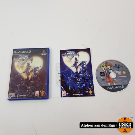 Kingdom hearts Playstation 2