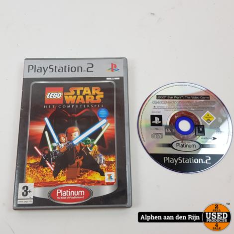 LEGO star wars ps2